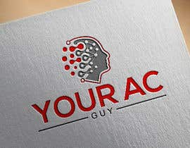 #218 cho Air conditioner company logo (Your AC GUY) bởi mdshmjan883