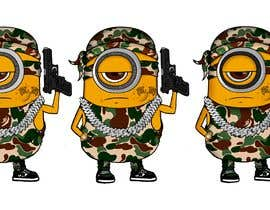 andrewsouza tarafından Draw me a Minion with exaggerated swagger for online community için no 27