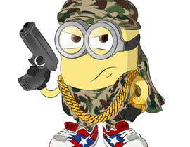 ganvirgaurav97 tarafından Draw me a Minion with exaggerated swagger for online community için no 24