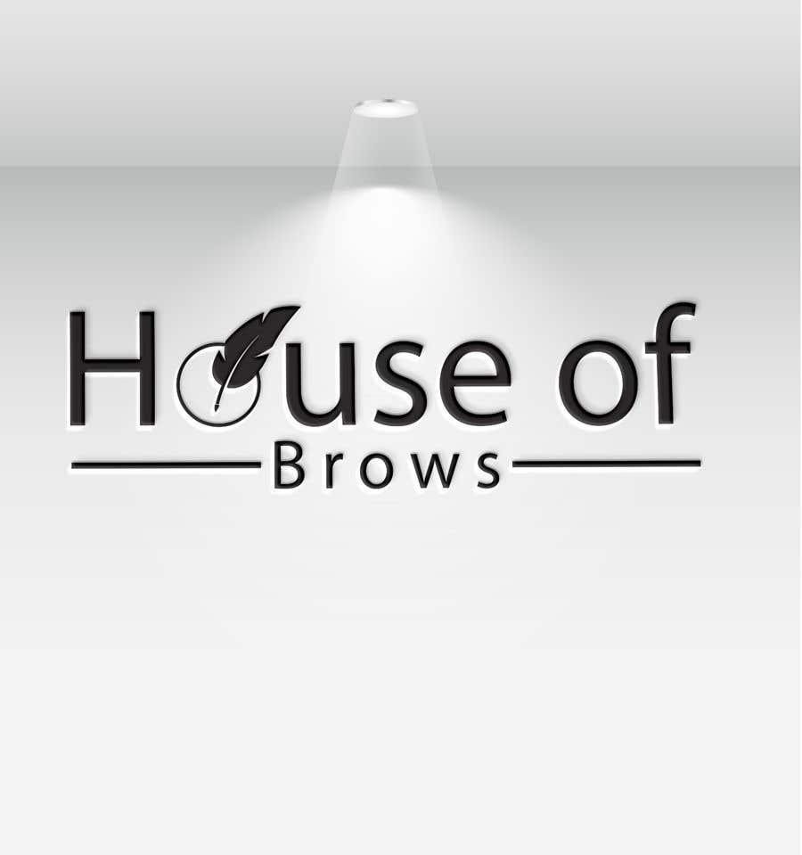 Penyertaan Peraduan #                                        117                                      untuk                                         House of brows