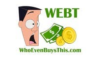 Design a Logo for WhoEvenBuysThis.com için Graphic Design1 No.lu Yarışma Girdisi