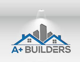 #54 for Company name is  A+ Builders ... looking to add either tools or housing images into the logo. But open to any creative ideas by nazmunnahar01306