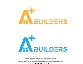 #75 for Company name is  A+ Builders ... looking to add either tools or housing images into the logo. But open to any creative ideas by Shimul195425