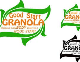 #17 for Design a Logo for Good Start Granola af vinita1804