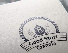 #6 for Design a Logo for Good Start Granola by ganiix1
