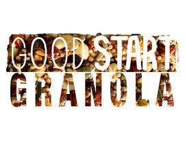 #30 for Design a Logo for Good Start Granola by BNDS