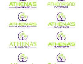 #454 for Athena's Playground Needs a Logo af rafiqtalukder786