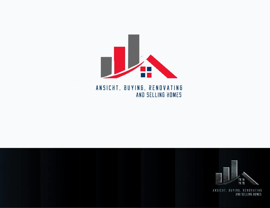 Contest Entry #                                        7                                      for                                         Design a Logo for a property company