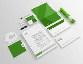 #7 , Business card, letterhead, document folder -- 2 来自 skanone