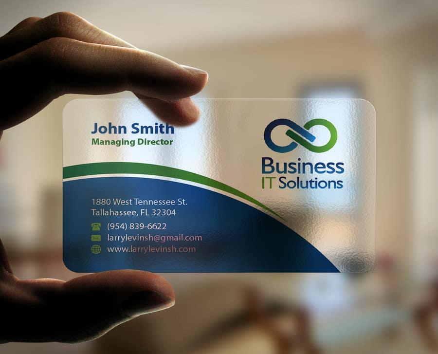 Inscrição nº 10 do Concurso para Business card, letterhead, document folder -- 2