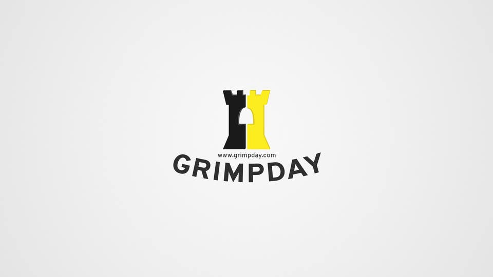 Konkurrenceindlæg #                                        5                                      for                                         Logo for the Grimpday an firemen organisation