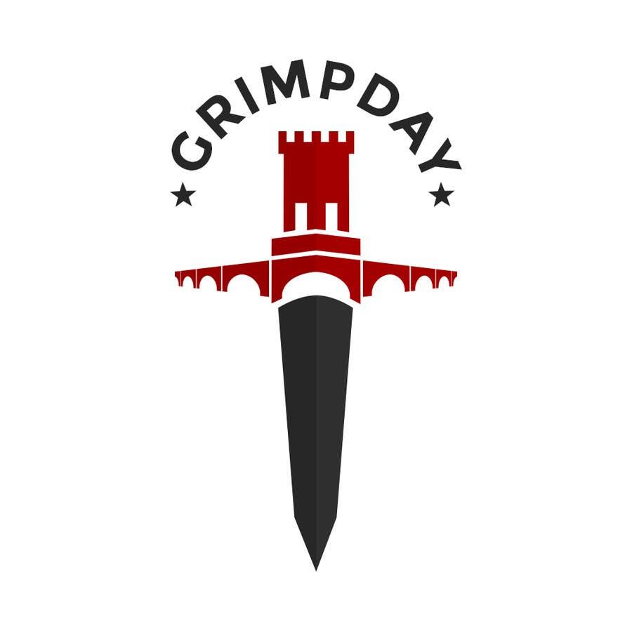 Konkurrenceindlæg #                                        1                                      for                                         Logo for the Grimpday an firemen organisation