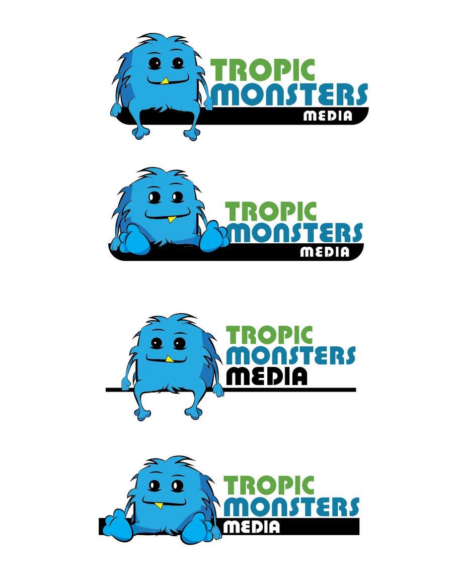 Inscrição nº 68 do Concurso para Design a Cartoon Monster for a Media Company