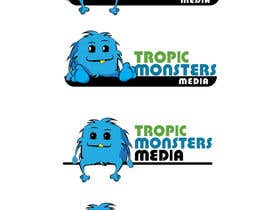 level08 tarafından Design a Cartoon Monster for a Media Company için no 68