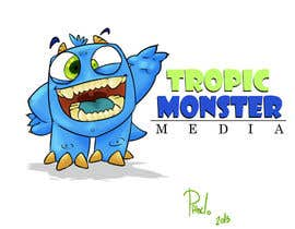 fcontreras86 tarafından Design a Cartoon Monster for a Media Company için no 48
