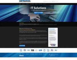 #11 para Website Design for IT Company por deevan