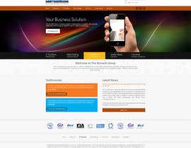#12 cho Website Design for IT Company bởi deevan