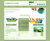 Contest Entry #4 for Website Design for IT Company