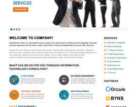 #10 cho Website Design for IT Company bởi sultandesign
