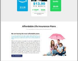 #8 for Tax/Financial Services Company Website (Google Material Design Theme) by sharifkaiser