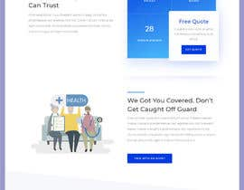 #14 for Tax/Financial Services Company Website (Google Material Design Theme) by sharifkaiser