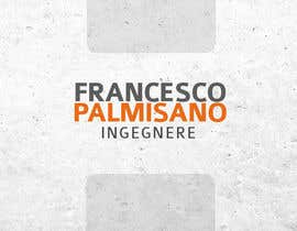 #12 para Business Card Design for francesco palmisano ingegnere por ManuelSabatino
