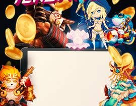 #36 for Gaming app promo banner design af polawady