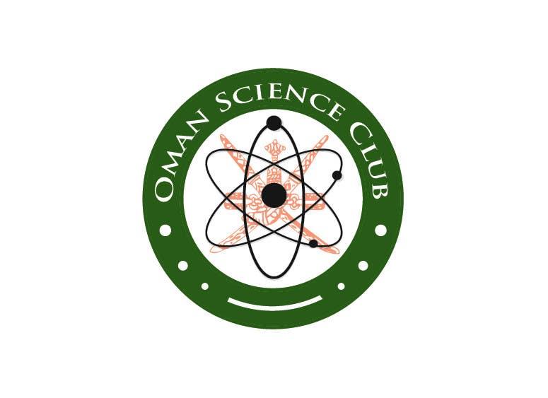 Inscrição nº 19 do Concurso para Design a Logo for Oman Science Club