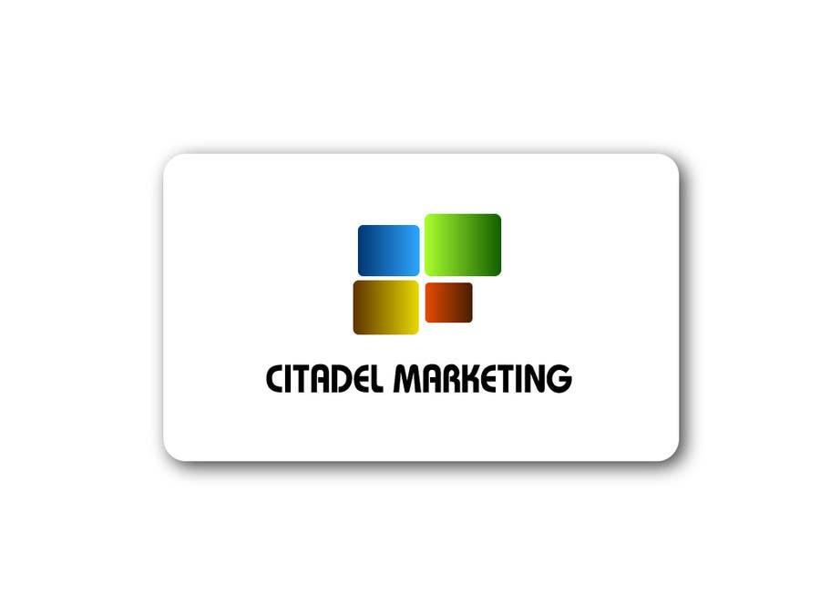 Contest Entry #48 for Design a Logo for Citadel Marketing LTD