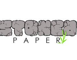 #28 for Design My Logo for STONED PAPER and PEN PANTHER by shwetharamnath