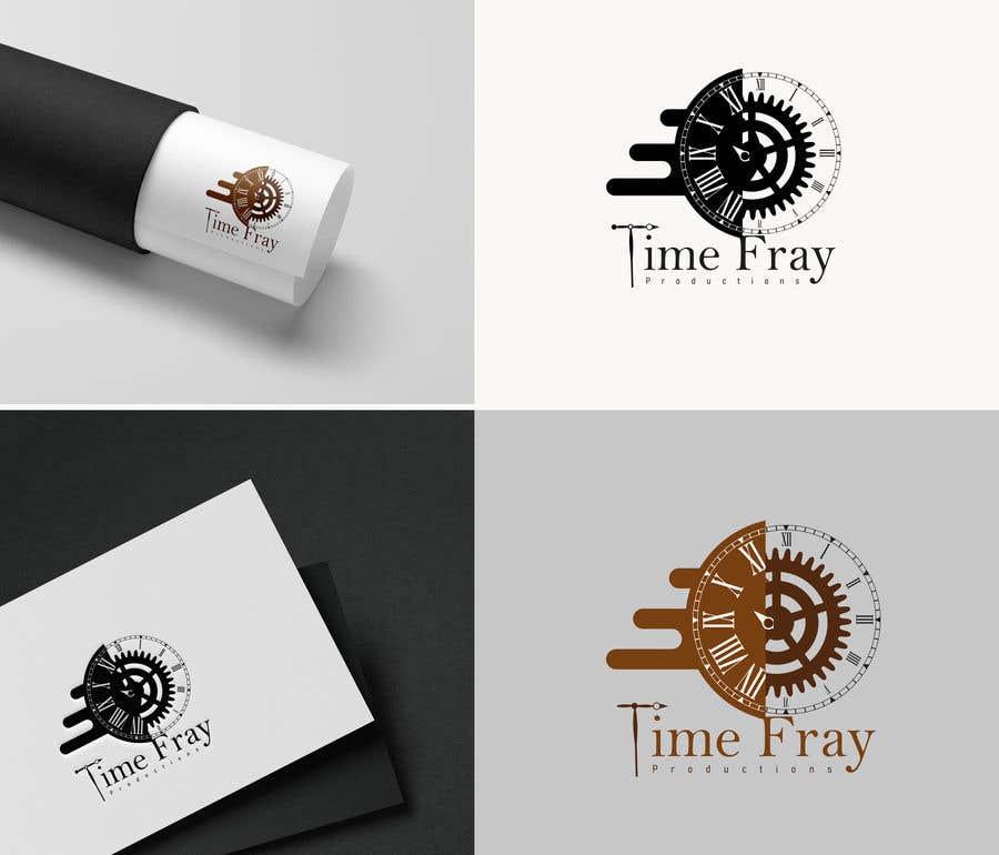 Penyertaan Peraduan #                                        132                                      untuk                                         Time Fray Productions Logo
