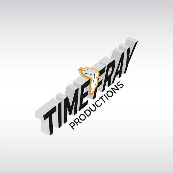 Penyertaan Peraduan #                                        11                                      untuk                                         Time Fray Productions Logo