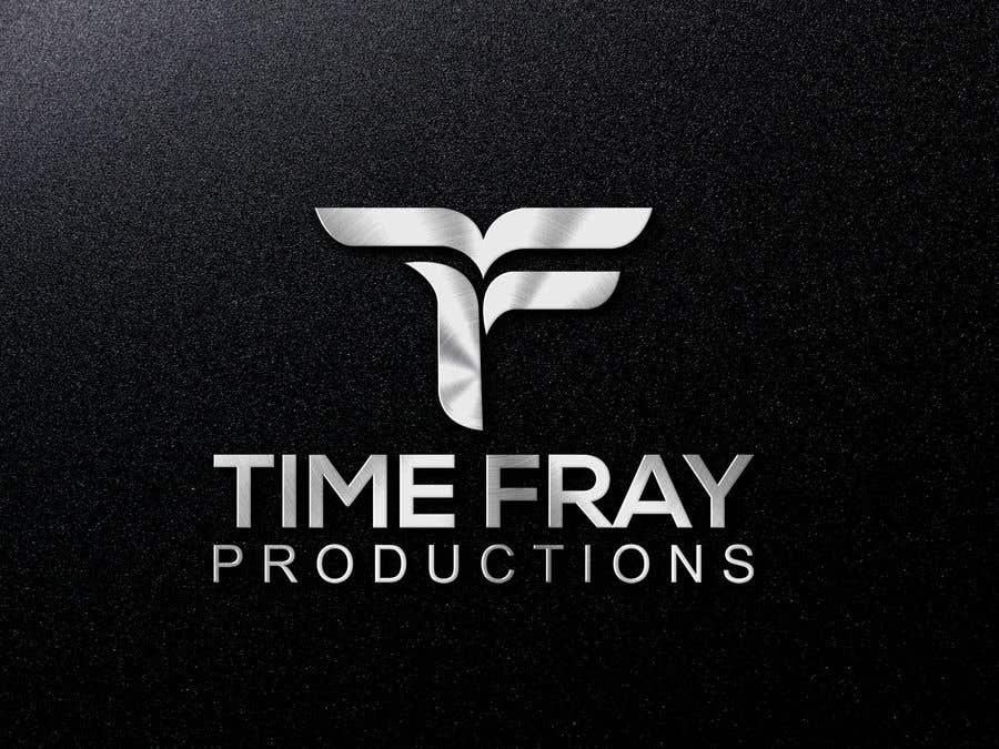 Penyertaan Peraduan #                                        106                                      untuk                                         Time Fray Productions Logo