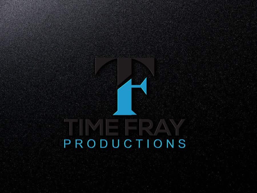 Penyertaan Peraduan #                                        110                                      untuk                                         Time Fray Productions Logo
