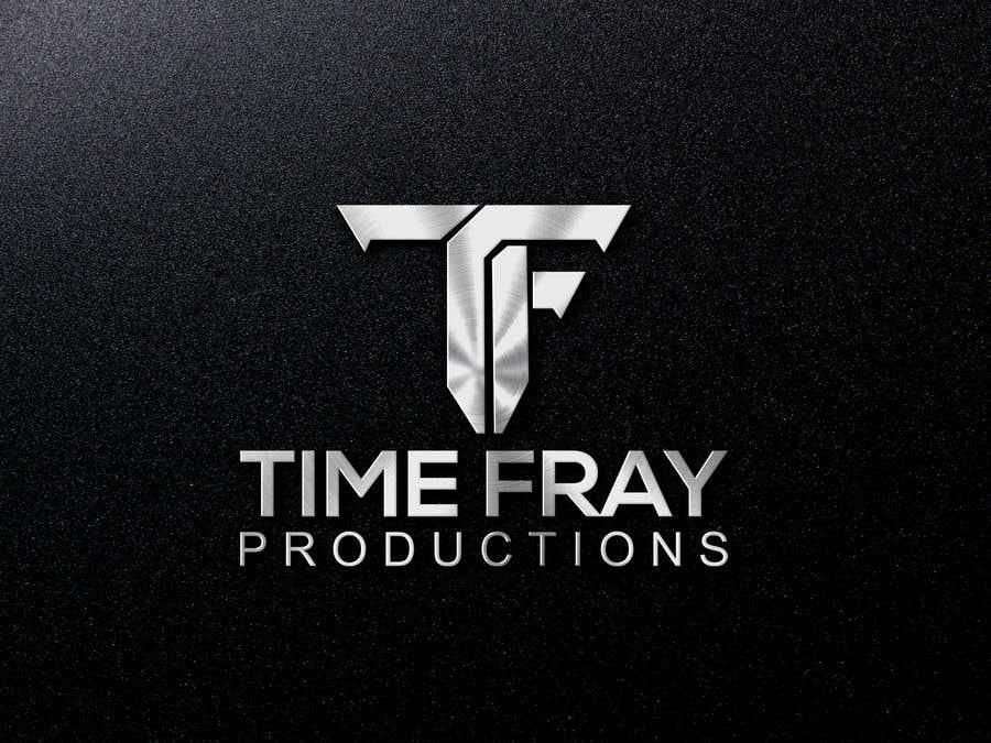 Penyertaan Peraduan #                                        114                                      untuk                                         Time Fray Productions Logo