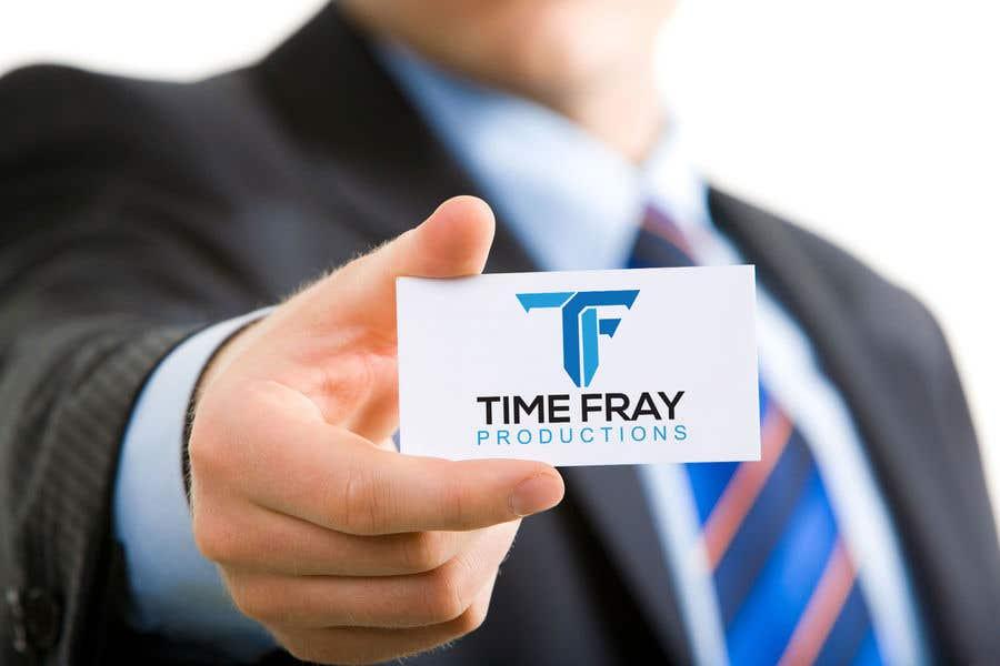 Penyertaan Peraduan #                                        117                                      untuk                                         Time Fray Productions Logo