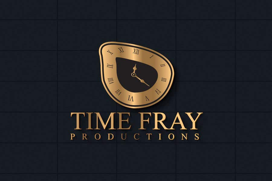 Penyertaan Peraduan #                                        283                                      untuk                                         Time Fray Productions Logo