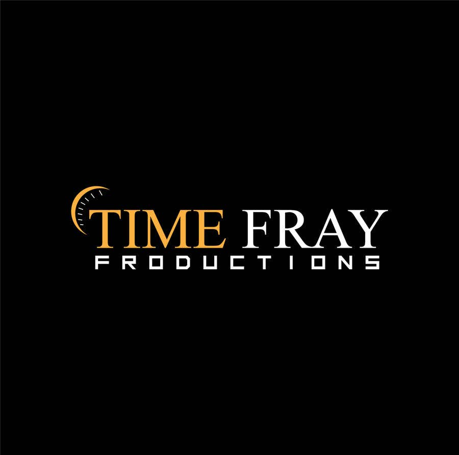 Penyertaan Peraduan #                                        288                                      untuk                                         Time Fray Productions Logo