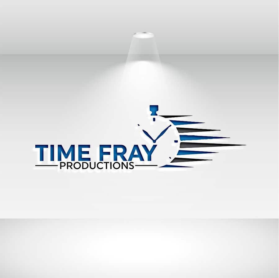 Penyertaan Peraduan #                                        83                                      untuk                                         Time Fray Productions Logo