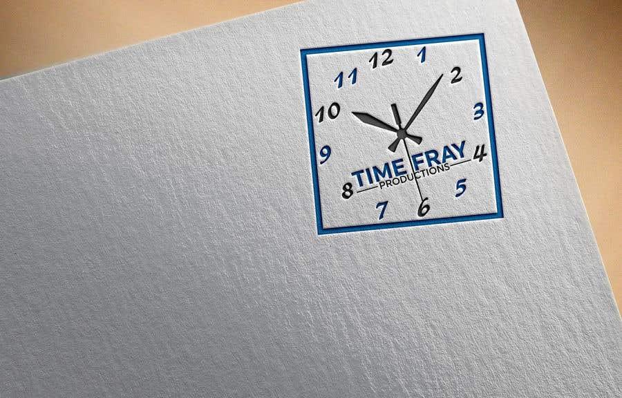 Penyertaan Peraduan #                                        207                                      untuk                                         Time Fray Productions Logo