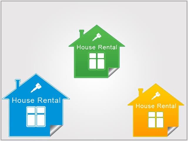Inscrição nº 51 do Concurso para Logo Design for Houserental