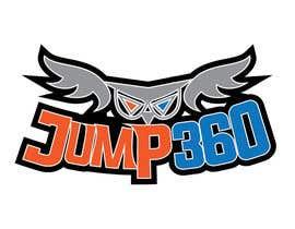 Nro 68 kilpailuun Design a Logo for Jump360 käyttäjältä AntonVoleanin