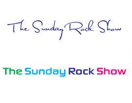 #40 untuk Design a Logo for The Sunday Rock Show oleh alaminhabib5