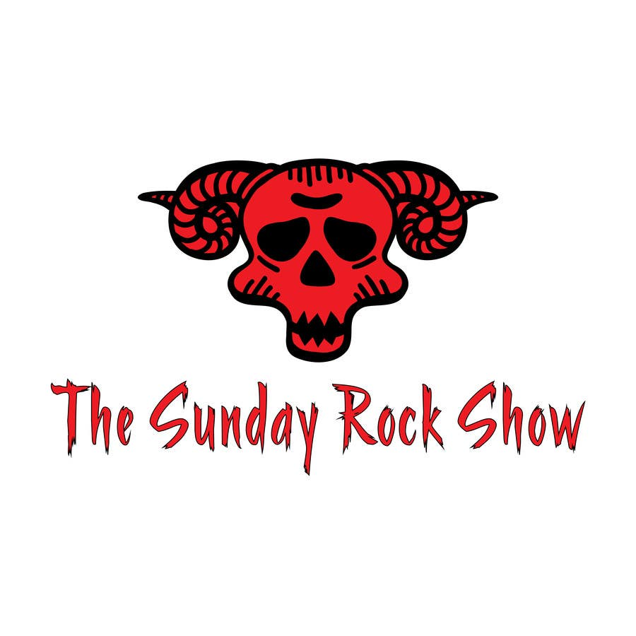 Contest Entry #31 for Design a Logo for The Sunday Rock Show