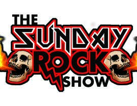 jirk tarafından Design a Logo for The Sunday Rock Show için no 41