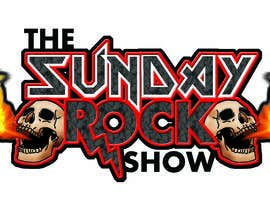jirk tarafından Design a Logo for The Sunday Rock Show için no 58