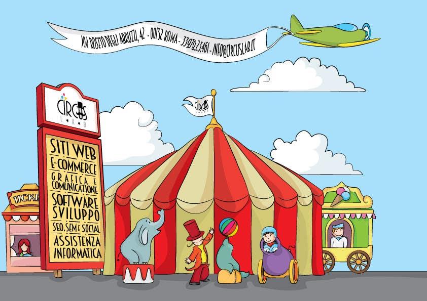 Contest Entry #                                        10                                      for                                         Disegnare una Brochure per Bambini