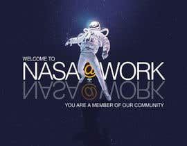 #148 for NASA Contest:  We Need a Cool Virtual Background to Celebrate our Program Winners by ahmeddash
