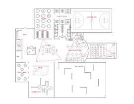 #19 for Floor plan/interior ideas for gaming business by arkRogelio