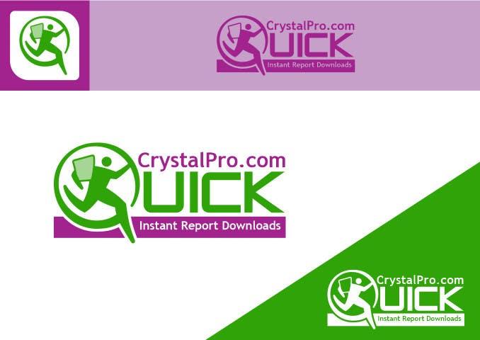 Proposition n°6 du concours Design a Logo for QuickCrystalPro